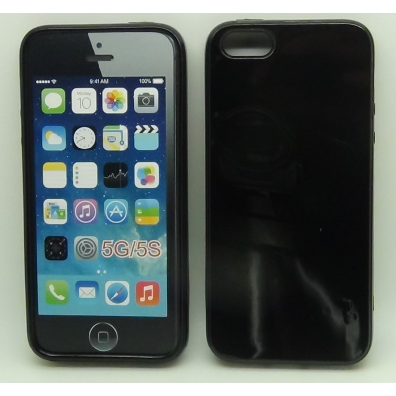 cover iphone 5s nera