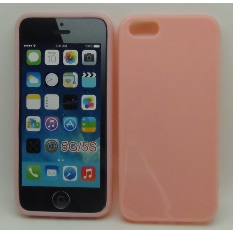 Accessori I Phon 5.Cover Iphone 5 E 5s Rosa Nella Categoria Accessori Iphonericondizionati