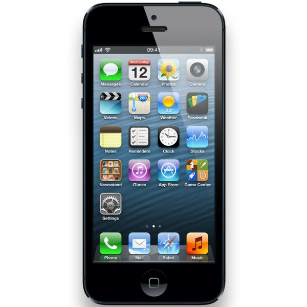 Apple iPhone 5 16gb Ardesia