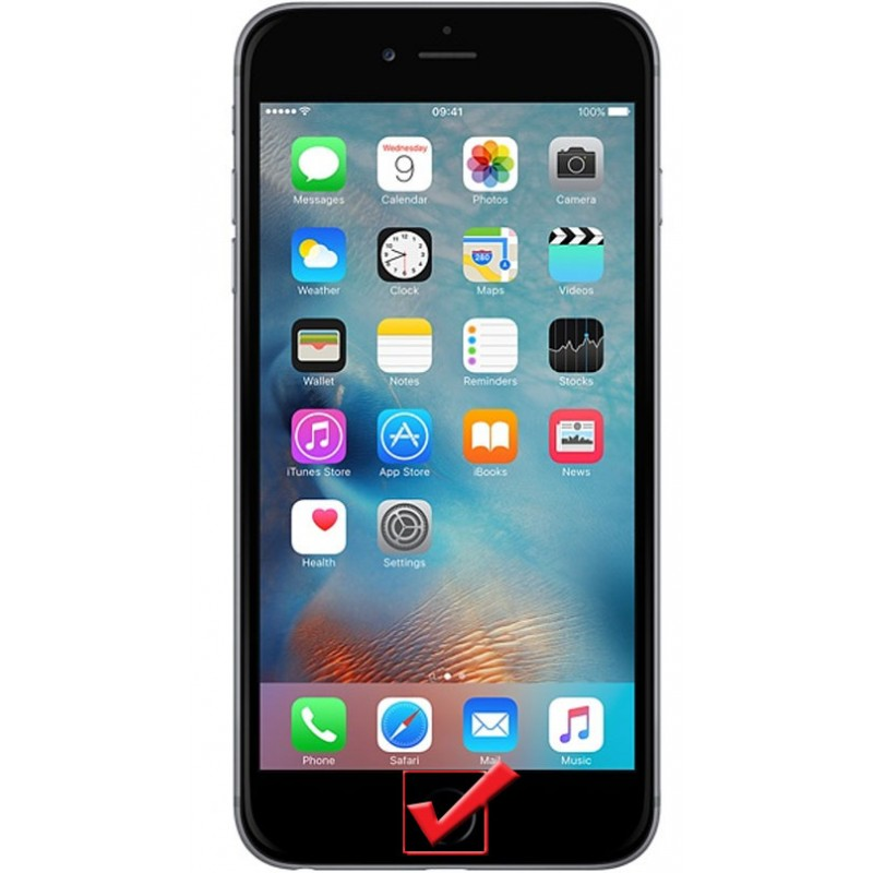 Come spegnere iPhone senza touch